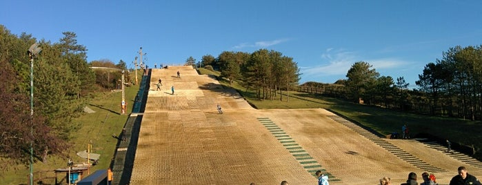 Pembrey Ski Slope is one of Shelbyart's Favourite Places.