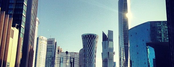 West Bay | الخليج الغربي is one of My Doha..