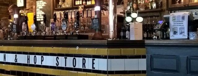 Grain & Hop Store is one of Must-visit Food or Drink in Cambridge.