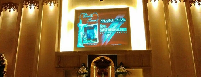 Gereja Katolik St. Theresia is one of All-time favorites in Indonesia.