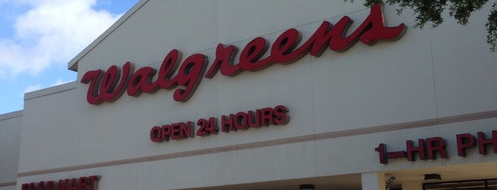 Walgreens is one of Orlando - Compras (Shopping).