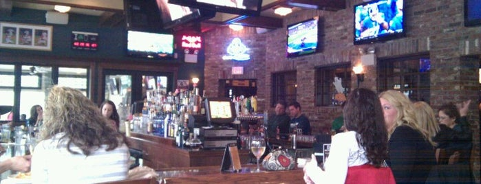Green Parrot Restaurant Pub & Patio is one of MLS Pubs in Philadelphia.