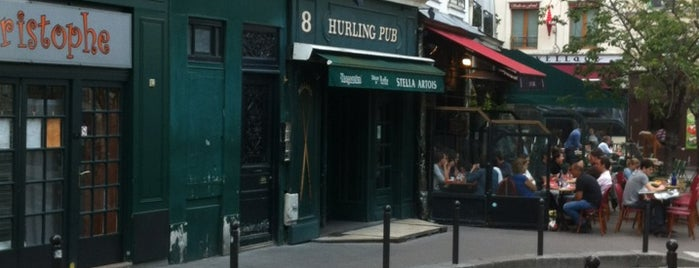 Hurling Pub is one of Bars / Pubs.
