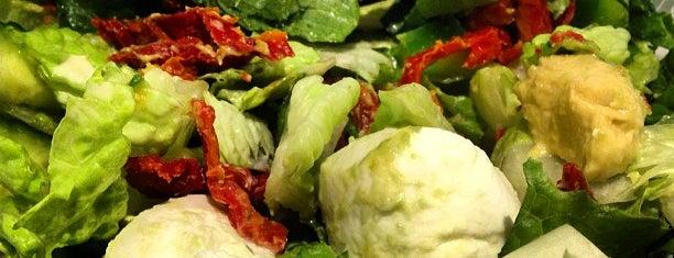 Lettuce Head is one of WATER CLUB & BORGATA.