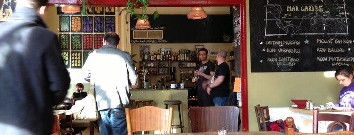 Café Csiga is one of Bestof nyolcker.