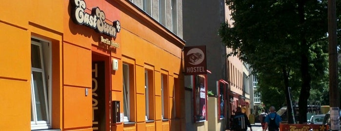 EastSeven Berlin Hostel is one of Hosteles.