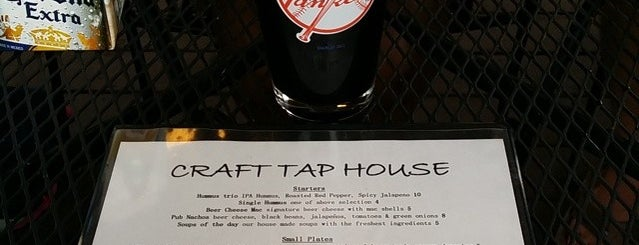 Craft Tap House is one of East Aurora, NY.