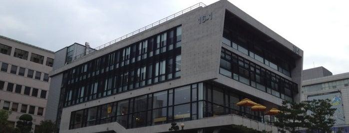 서울대학교 16-1동 신양사회학술정보관 is one of Seoul Natl Univ.