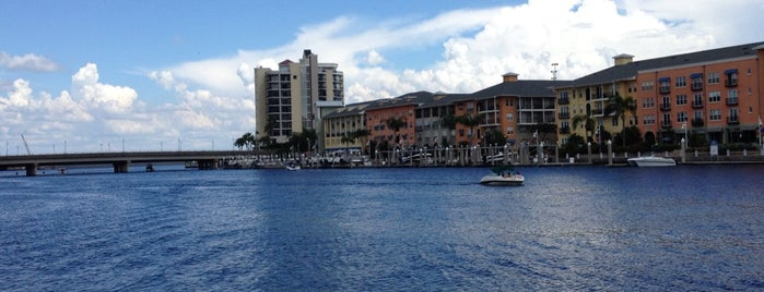 Tampa Riverwalk is one of Favorite Downtown Attactions.