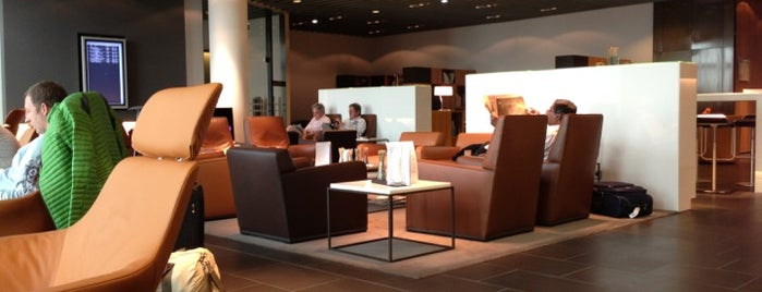 Lufthansa First Class Lounge A (Schengen) is one of Lufthansa Lounges.