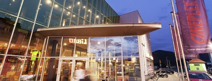 Cineplexx Leoben is one of Cineplexx Österreich.