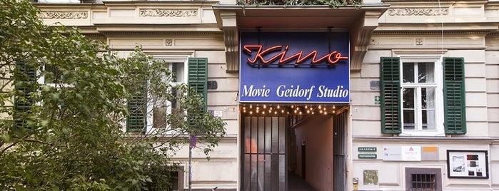 Geidorf Kunstkino Graz is one of Cineplexx Österreich.