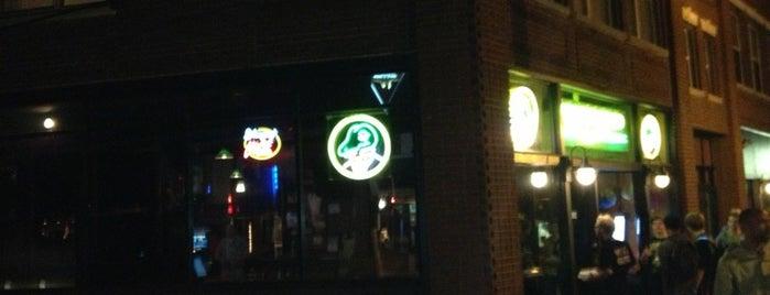 Winking Lizard Tavern is one of Work.