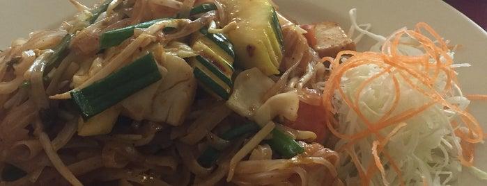 Baan Thai is one of STA Travel DFW Favorite Food Spots.