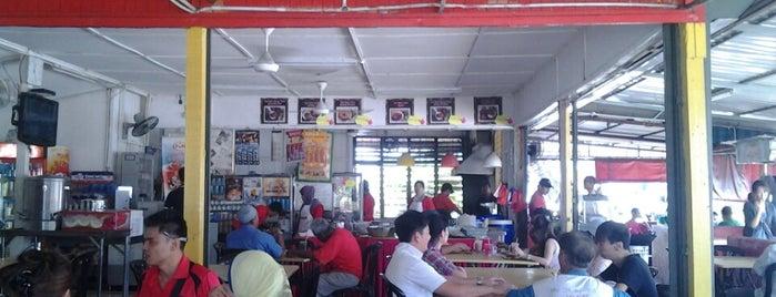 Warung Nasi Kukus Mazenah is one of Makan @ Pahang #1.