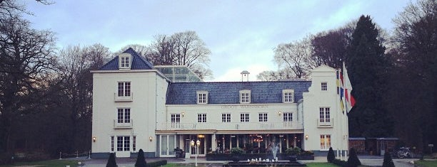 Groot Warnsborn Landgoed Hotel & Restaurant & Oranjerie is one of Dinnercheque top lokaties.