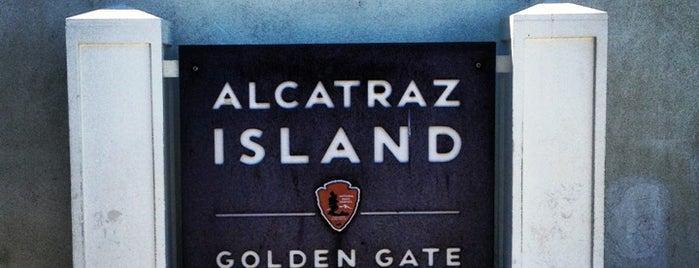 Alcatraz Island is one of Not so rainy day.