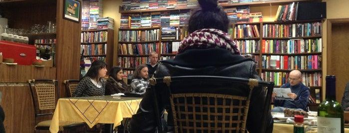 Do Arco da Velha Livraria e Café is one of Top picks for Bookstores.