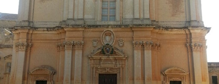 Cathedral Museum is one of Malta Cultural Spots.