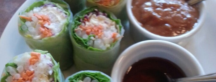 Samui Thai Kitchen is one of Vegan Portland.