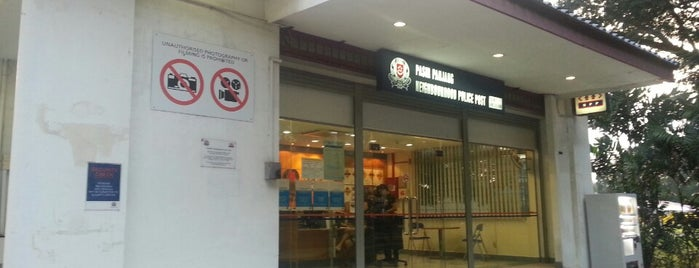 Pasir Panjang Neighbourhood Police Post is one of Singapore Police Force.