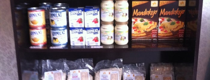 Veggie Life Store is one of São Paulo Vegan!.