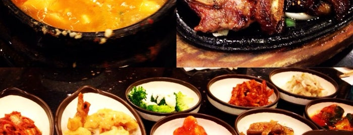 Kaju Tofu House is one of Lunch, Anyone?.