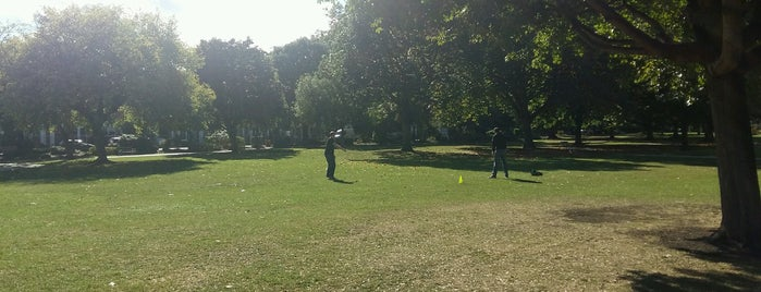 South Park Gardens is one of Wimbledon walk.