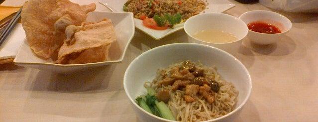Bakmi GM is one of Favorite Food.