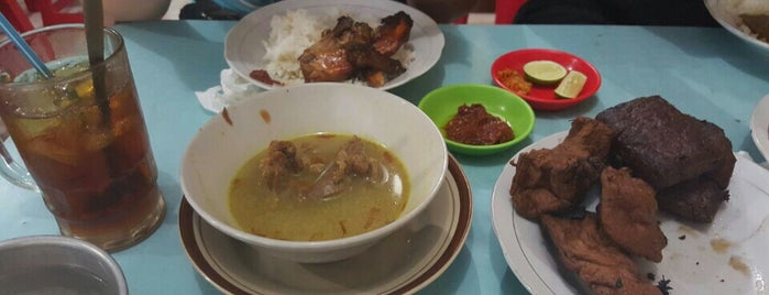 "Ayam Goreng Kampung & Gule Kambing ""Pak Yadi"" is one of Top 10 restaurants when money is no object."