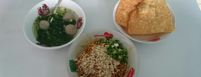 Mie Baso Nursijan is one of Food Spots @Bandung.