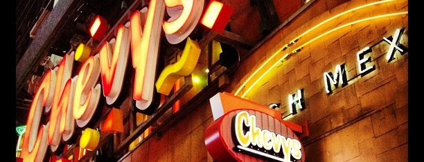 Chevys Fresh Mex is one of Mexican Resto Venue.