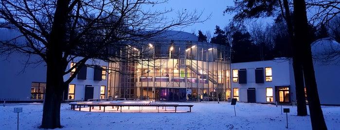 Planetárium Ostrava is one of Čekovací muzejní noc v Ostravě 2012.