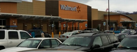 Walmart Supercenter is one of Anchorage, AK.