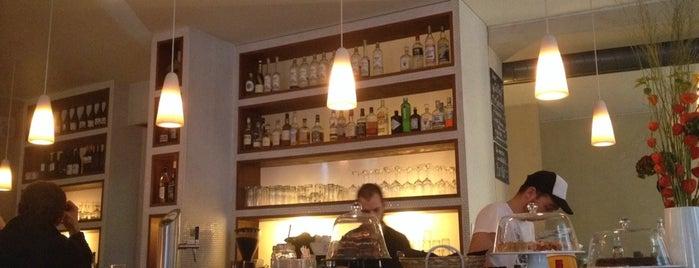 Café Liebling is one of Berlin Cafés.