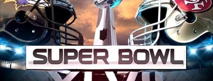 Super Bowl XLVII is one of Listpocalypse.