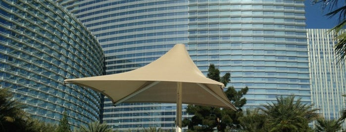 ARIA Pool & Cabanas is one of Top 10 places to try this season.