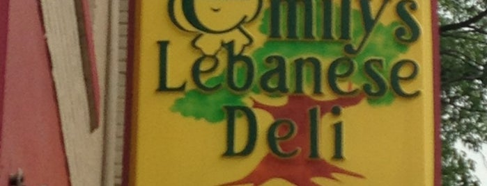 Emily's Lebanese Deli is one of Duncan.