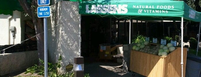 Lassens Natural Food is one of Coolhaus CA Retailers.