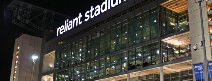 NRG Stadium is one of Houston to-do.