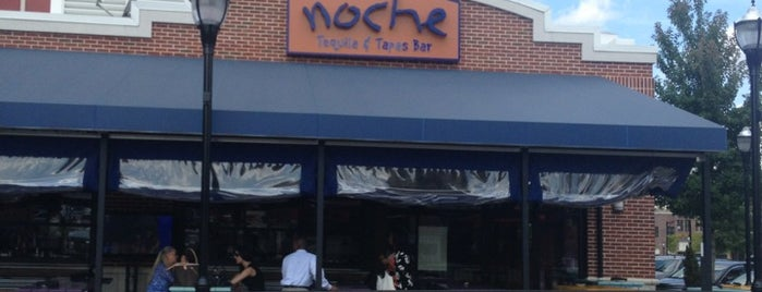 Noche Tequila & Tapas Bar Brookhaven is one of Top 10 dinner spots in Atlanta, GA.
