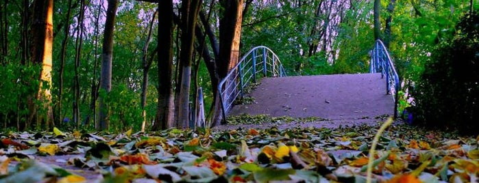 Gönen Parkı is one of Haftasonu Gönen.