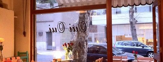 Oui Oui is one of Panaderías Francesas en Buenos Aires.