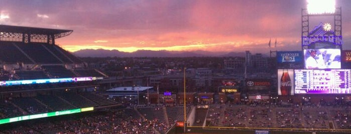 Coors Field is one of 24 Hours in Denver.