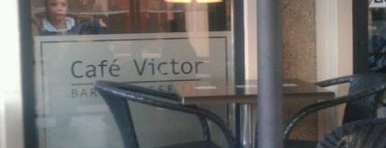 Café Victor is one of Le Havre #4sqCities.