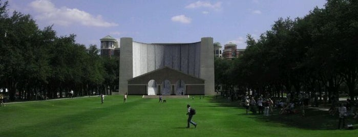 Gerald D. Hines Waterwall Park is one of Houston to-do.
