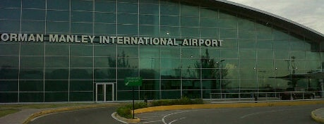 Norman Manley International Airport (KIN) is one of Airports in US, Canada, Mexico and South America.