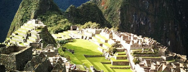 Machu Picchu is one of Places To See Before I Die.