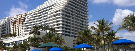 The Ritz-Carlton Fort Lauderdale is one of My Neighborhood.