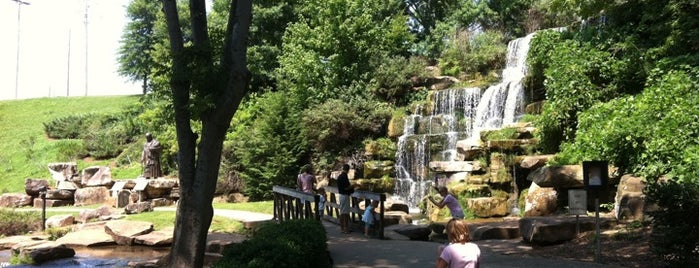 Spring Park is one of Must-visit Places in the Shoals, AL #visitUS.